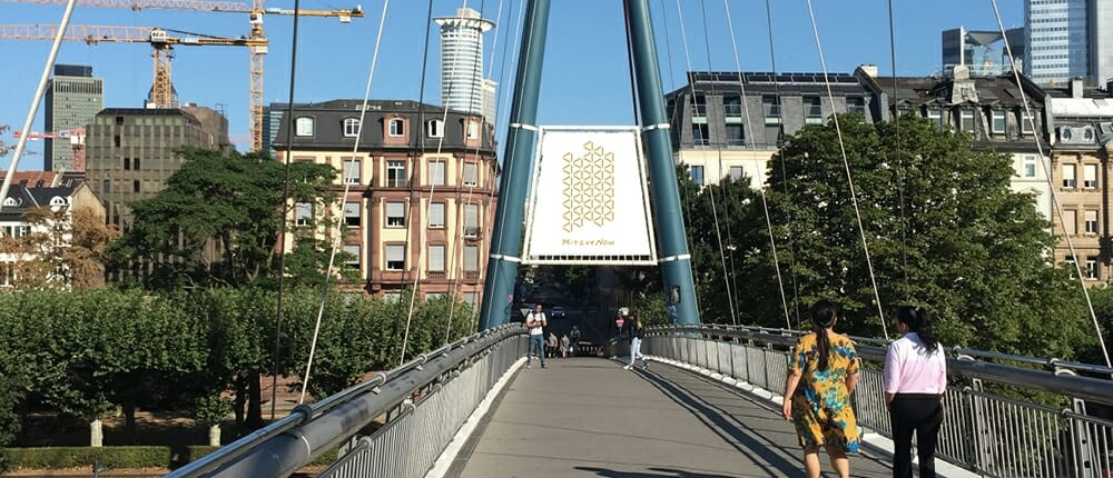 Holbeinsteg Frankfurt
